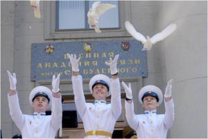 Выпуск кадет школы IT-технологий Военной академии связи