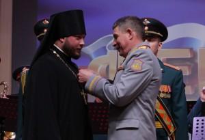 День защитника Отечества в Военной академии связи