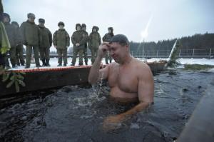 Праздник Богоявления отметили в Военной академии связи имени С.М. Буденного