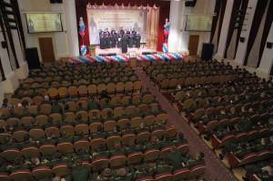 День славянской письменности и культуры в Военной академии связи