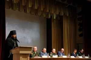 Конференция «Патриотическое и духовно-нравственное воспитание военнослужащих» прошла в Военной академии связи