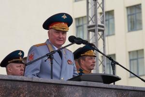 Выпуск офицеров состоялся в Военной академии связи